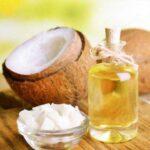 کاربردهای روغن نارگیل برای زیبایی پوست و مو