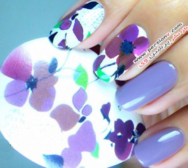طراحی ناخن های زیبا