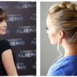 مدل موی دم اسبی متفاوت و طرح دار! +عکس