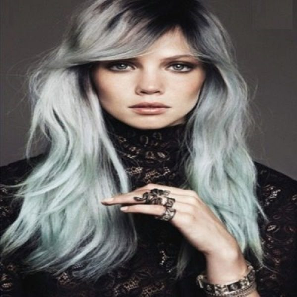 رنگ موی توسی