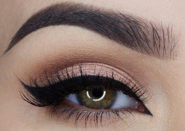 انتخاب خط چشم برای انواع چشمها