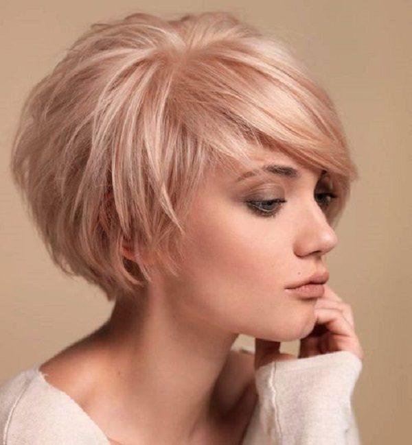 مدل موی مناسب موهای کم پشت