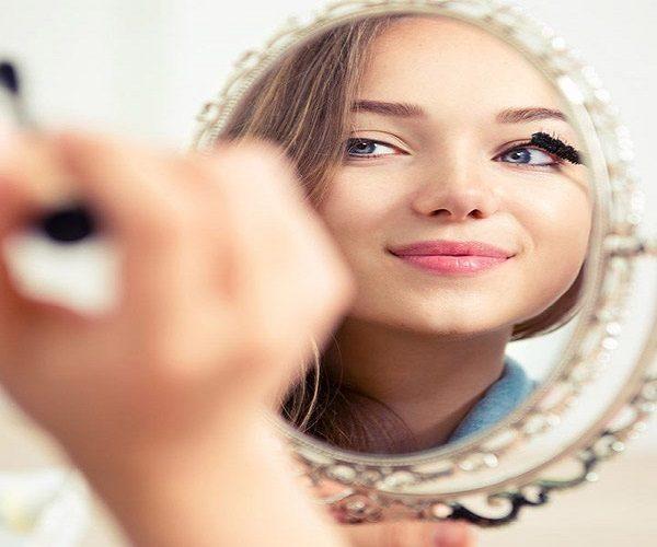 آرایش ملایم صورتی مخصوص دختران نوجوان!