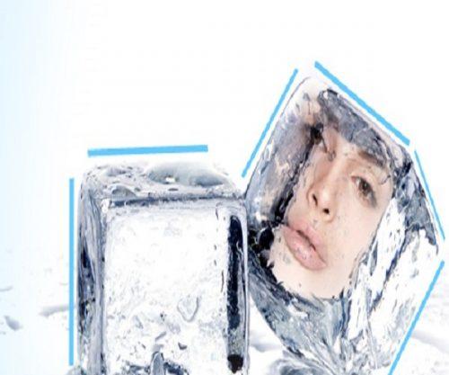 ماسک یخ