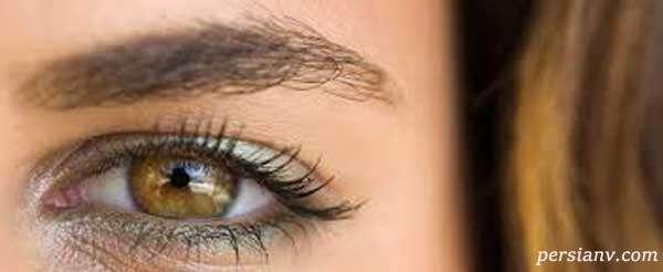 تکنیک های آرایش چشم قهوه ای برای جذابیت بیشتر