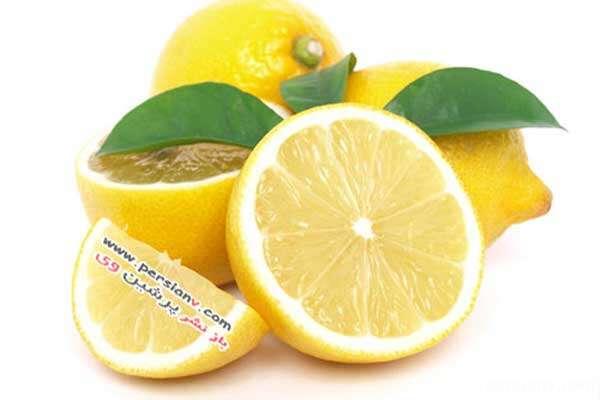 لیمو به عنوان یک روشن کننده طبیعی