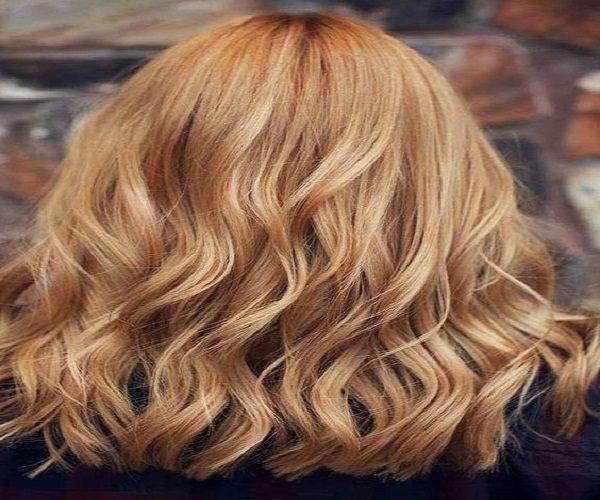 رنگ موهای مناسب تابستان
