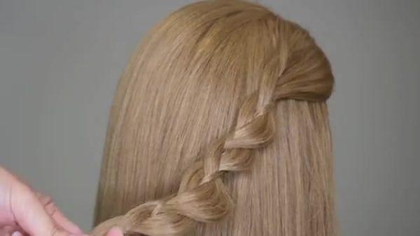 چندین مدل موها راحت برای خانم های پر مشغله همراه با آموزش + تصاویر