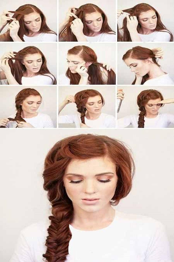 مدل موهای راحت و زیبا