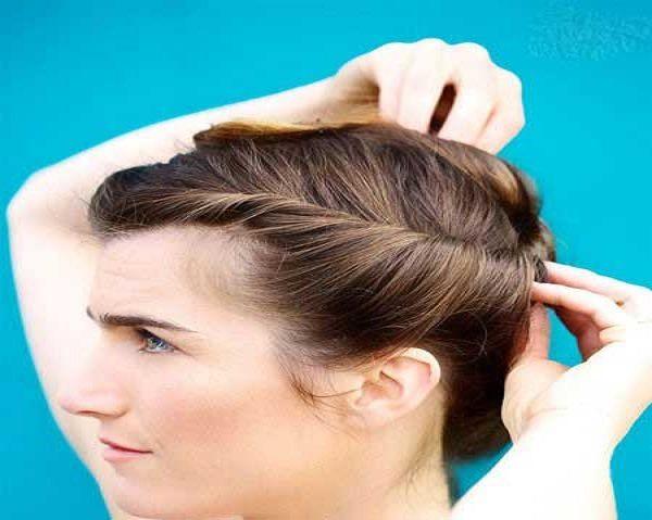 مدل های بستن مو برای خانم های شیک + تصاویر