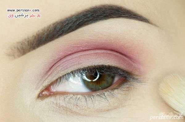 آرایش چشم گرمسیری