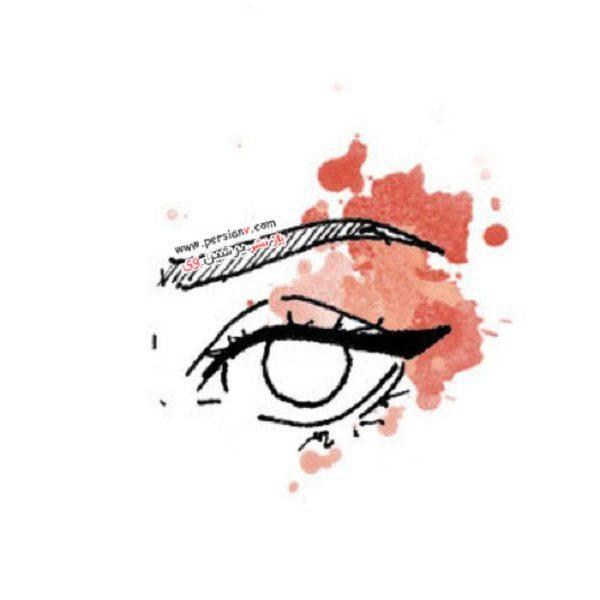 خط چشم گربه ای