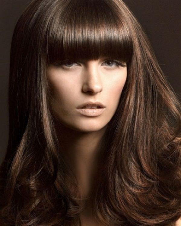 تغییر رنگ مو از بلوند به قهوه ای