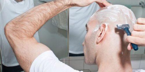 فواید تراشیدن مو برای پرپشتی موها!