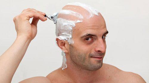 فواید تراشیدن مو