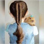 مدل موهای منحصر به فرد و شیک برای دختر بچه ها + تصاویر