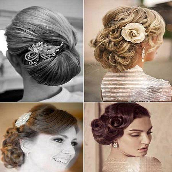 مدل های موی عروس زیبا