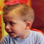 مدل کوتاهی مو شیک و زیبا برای پسر بچه ها + تصاویر