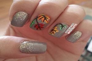 پیشنهادهای زیبا برای طراحی ناخن پاییزی +عکس