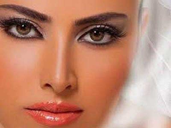آرایش برای صورت های گرد
