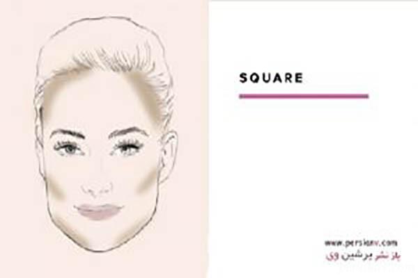 روش استفاده از کانتورینگ برای فرم های مختلف صورت +عکس