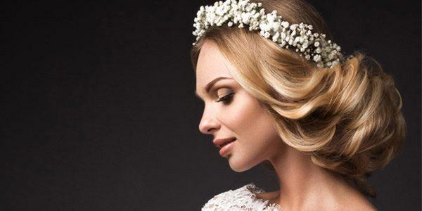 شیک ترین مدلهای شینیون عروس مدرن و کلاسیک + تصاویر