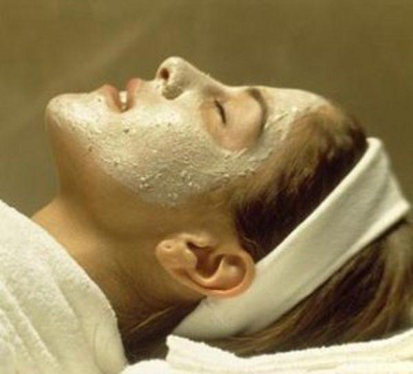 لایه برداری پوست با ماسک