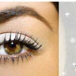 آموزش آرایش چشم یخزده با الهام از زمستان