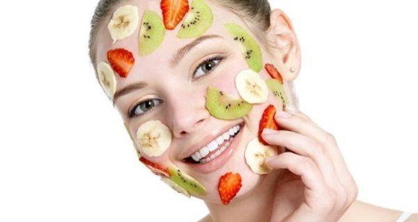 ماسک میوه برای پوست صورت