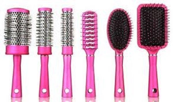 مزایای برس کشیدن موهایتان