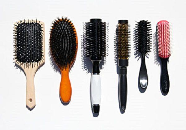 انواع برس و مزایای برس کشیدن موهایتان را بدانید + تصاویر