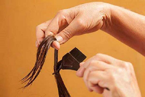 مشکی کردن مو با مواد طبیعی