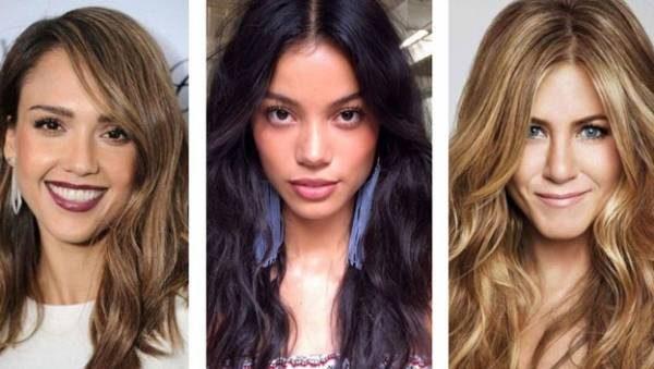 چه نوع رنگ مویی به چه نوع صورتی و با چه رنگ پوستی می آید