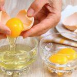 از ماسک موی تخم مرغ برای سالم ماندن موهای خود استفاده کنید