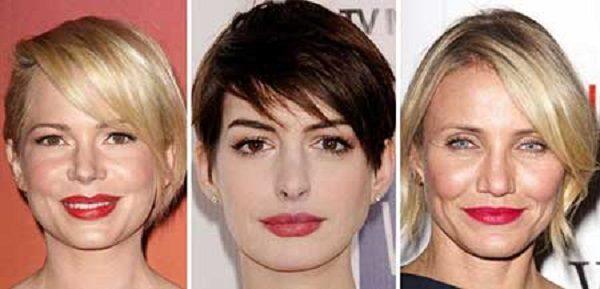 مدل موی کوتاه مناسب صورت خود را انتخاب کنید