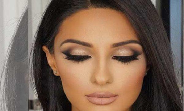 نکات مهم برای آرایش چشم و موی مشکی