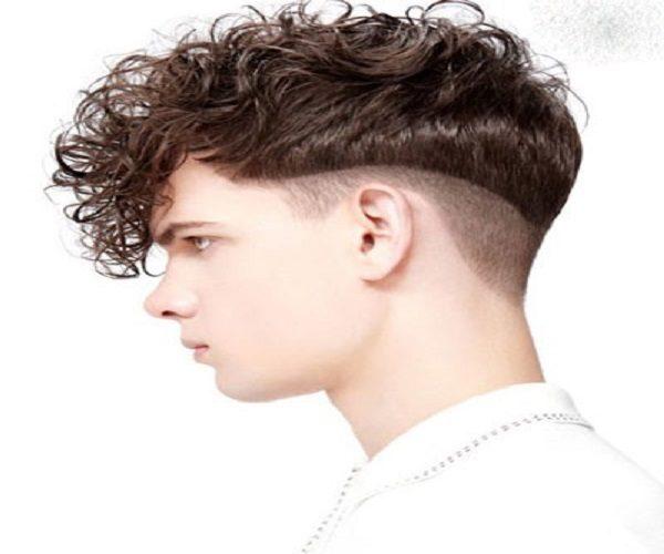 زییاترین و جذاب ترین مدل مو برای مردانی که مو فرفری دارند+تصاویر