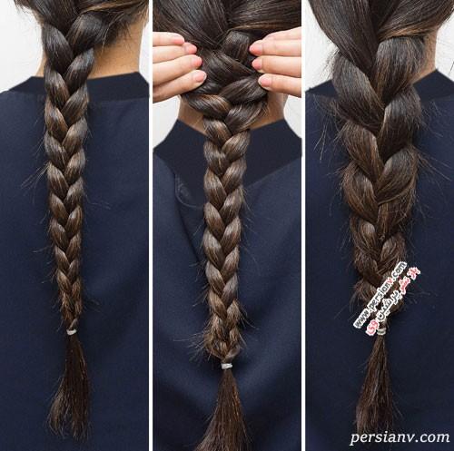روش های پرپشت نشان دادن مو