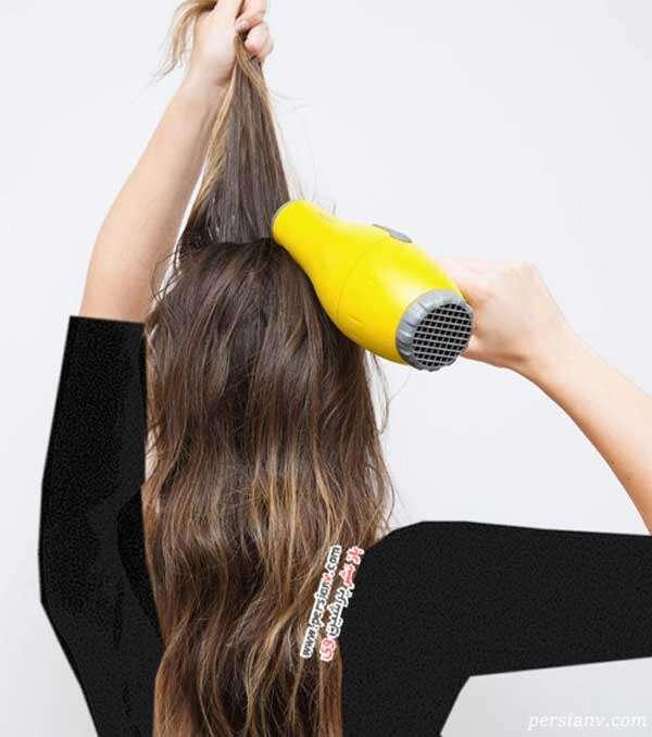 راه حل های فوری برای حجیم و پرپشت نشان دادن موها
