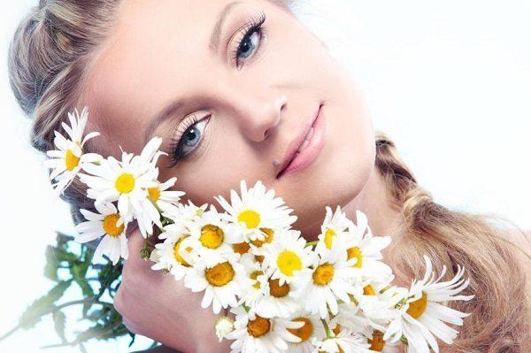 شادابی پوست در طب سنتی