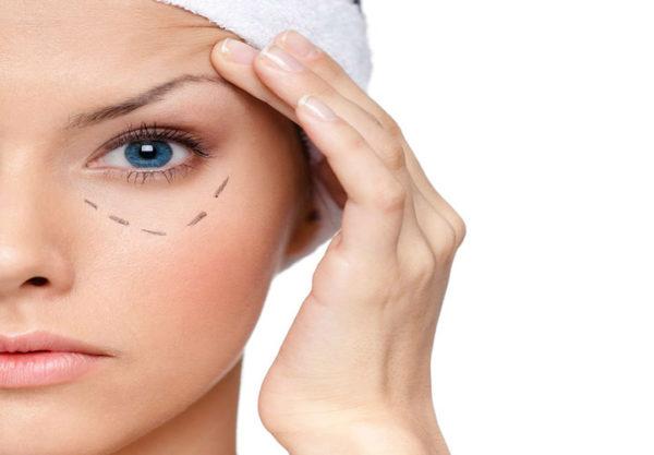مقابله با افتادگی پوست