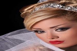 آرایش چشم عروس به سبک پاکستانی + تصاویر