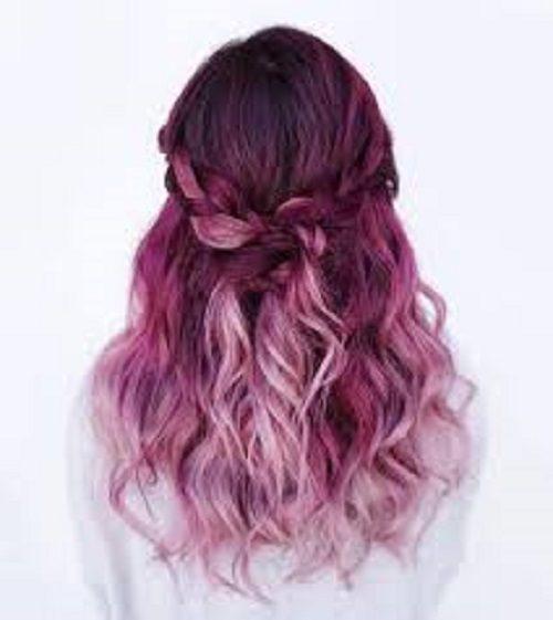 عوارض رنگ مو