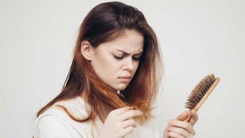 درمان ریزش مو با تخم مرغ