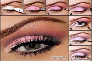 سایه چشم و انواع مختلف آن و نحوه استفاده از آنها +عکس
