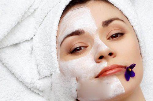 سفید کردن پوست صورت