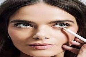 آموزش آرایش برای بزرگ تر نشان دادن چشم ها+تصاویر