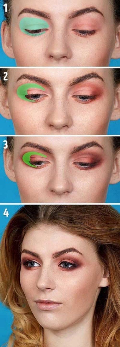 پرطرفدارترین مدل های آرایش چشم