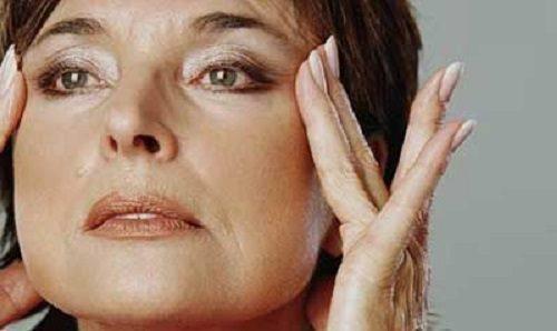 جلوگیری از افتادگی پوست