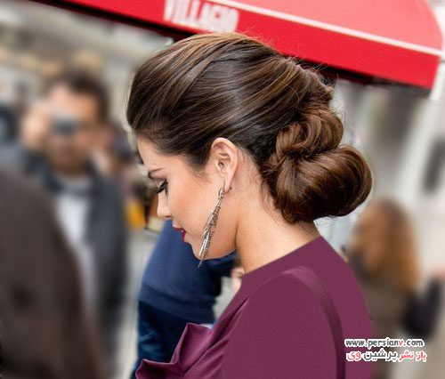 سلنا گومز و مدل موهای او